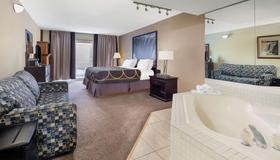 Super 8 by Wyndham Niagara Falls by the Falls - Niagara Falls - Bedroom