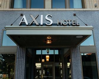 The Axis Moline Hotel, Tapestry Collection by Hilton - Moline - Bâtiment
