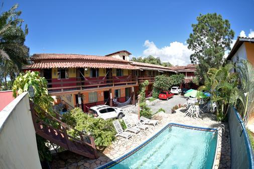Pousada Recanto de Minas - Porto Seguro - Bể bơi