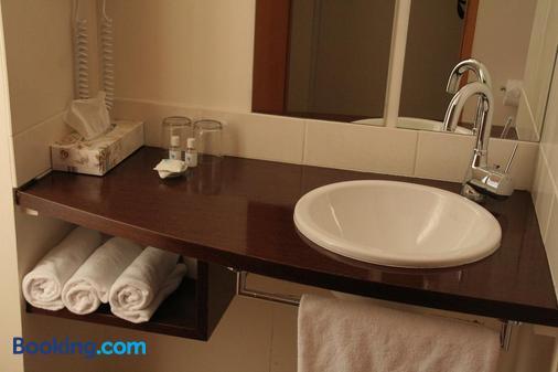 Hotel La Beauze - Aubusson - Bathroom
