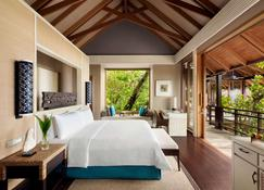 Shangri-La's Villingili Resort & Spa - Addu City - Yatak Odası