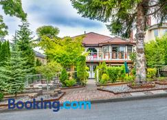 Diana's Luxury Bed & Breakfast - Vancouver - Building