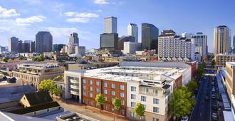 SpringHill Suites by Marriott New Orleans Downtown/Convention Center - New Orleans - Utomhus