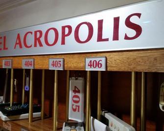 Acropolis Hotel - Corinth
