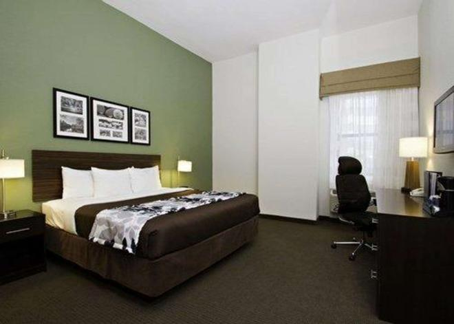 Sleep Inn & Suites Downtown Inner Harbor - Baltimore - Makuuhuone