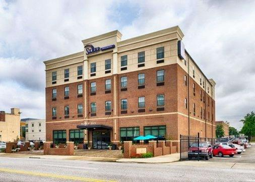 Sleep Inn & Suites Downtown Inner Harbor - Baltimore - Rakennus