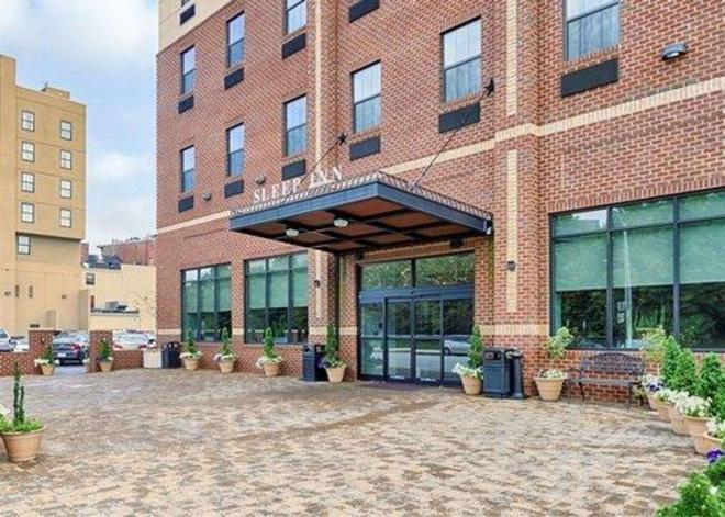 Sleep Inn & Suites Downtown Inner Harbor - Baltimore - Rakennus