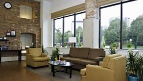 Sleep Inn & Suites Downtown Inner Harbor - Baltimore - Vardagsrum