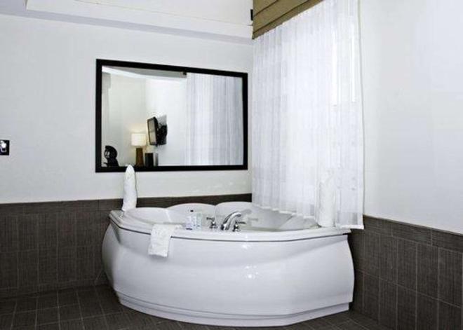 Sleep Inn & Suites Downtown Inner Harbor - Baltimore - Kylpyhuone