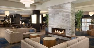 Hilton Columbus/Polaris - Columbus - Lobby