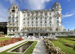 Eurostars Hotel Real - Santander - Gebouw