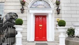 Leeson Bridge Guesthouse - Dublin - Udsigt