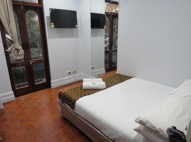 Australian Sunrise Lodge - Sydney - Bedroom