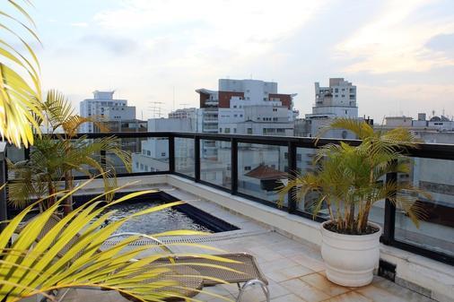 Transamerica Executive Bela Cintra - Sao Paulo - Balcony