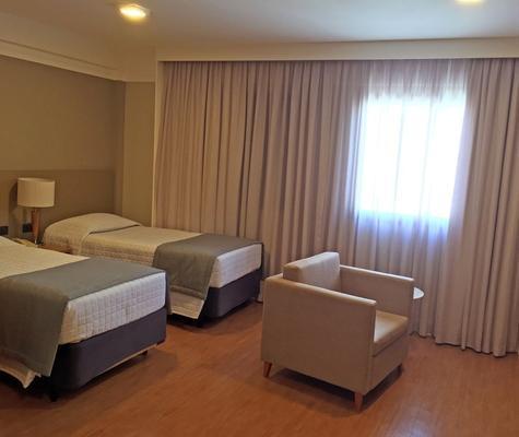 Transamerica Executive Bela Cintra - San Paolo del Brasile - Camera da letto