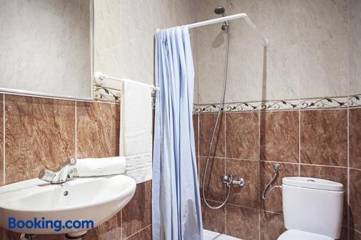 Hostal Inter Plaza Mayor - Madrid - Bathroom