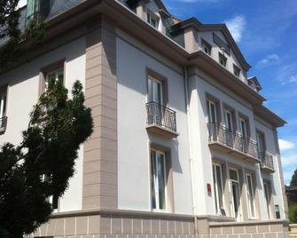 La Demeure des 2 Trésors - La Bresse - Gebäude