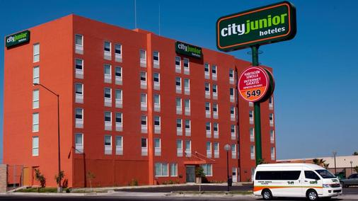 City Express Junior Tijuana Otay - Tijuana - Rakennus