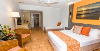 Turtle Cove Beach Resort - Port Douglas - Bedroom