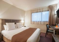 Comfort Hotel Toulouse Sud - Ramonville-Saint-Agne - Bedroom