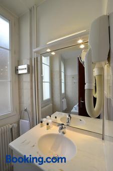 Hotel d'Angleterre Grenoble Hyper-Centre - Grenoble - Bathroom