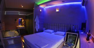 Motel Dubai - Adults Only - Belo Horizonte - Bedroom