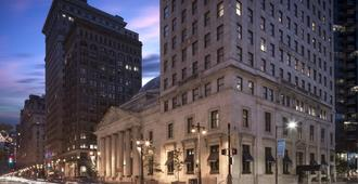 The Ritz-Carlton Philadelphia - Philadelphia - Building