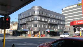 Law Courts Hotel - Dunedin - Bâtiment