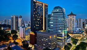 YOTEL Singapore - Singapur - Vista del exterior
