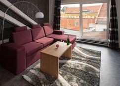 Adc Design Apartmány - Brno - Sala de estar