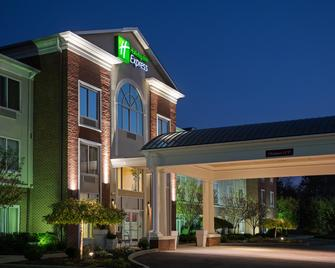 Holiday Inn Express & Suites Youngstown N (Warren/Niles) - Warren - Building