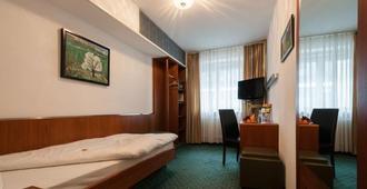 Hotel Unger - Estugarda - Quarto