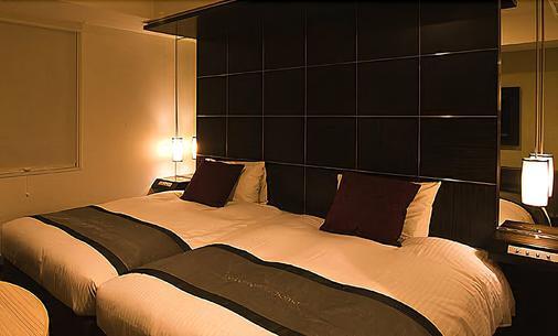 博多活躍酒店 - 福岡 - 福岡 - 臥室