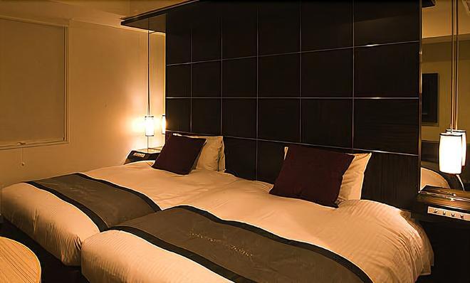 Hotel Active Hakata - Fukuoka - Bedroom