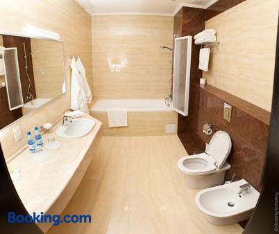 Kiroff Hotel - Kharkiv - Phòng tắm