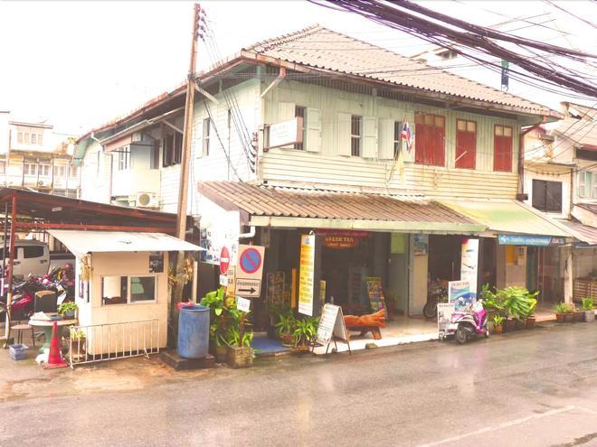 Greentea Guesthouse - Krabi - Building