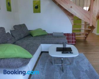 Ferienhaus Cartoonwerkstatt - Bad Bergzabern - Living room
