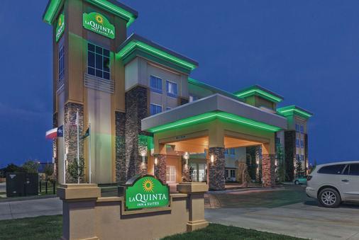 La Quinta Inn & Suites By Wyndham Wichita Falls - Msu Area - Wichita Falls - Building