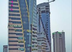 Gulf Rose Hotel - Ciudad de Kuwait - Vista del exterior