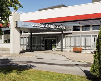 Scandic Örebro Väst - Örebro - Gebäude
