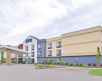 Fairfield Inn by Marriott Corning Riverside - Corning - Building