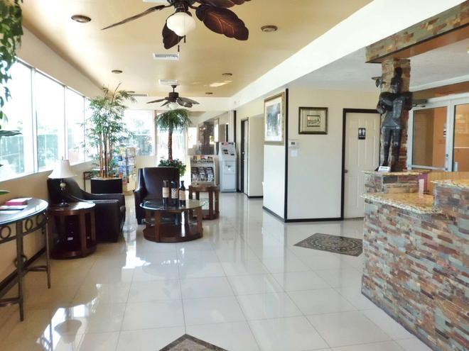 America's Best Inn & Suites - Lakeland - Lobby