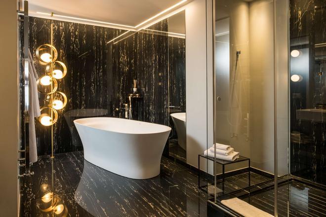 Il Decameron Luxury Design Hotel - Odesa - Kylpyhuone
