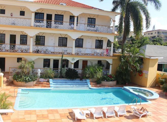 Grandiosa Hotel - Montego Bay - Piscine