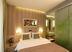 Hotel Argo - Belgrade - Bedroom