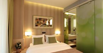 Hotel Argo - בלגרד - חדר שינה