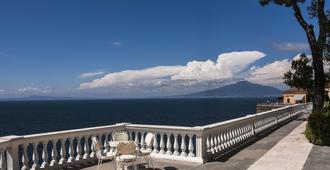 Grand Hotel Cocumella - Sorrente - Balcon