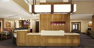 Hyatt Place Charleston Historic District - Charleston - Front desk
