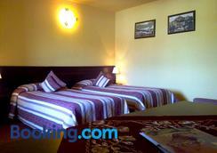 Hotel Transilvania - Σιγκισοάρα - Κρεβατοκάμαρα