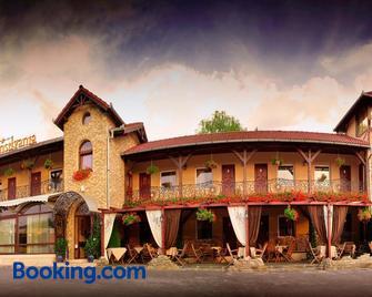 Hotel Transilvania - Şighişoara - Edificio